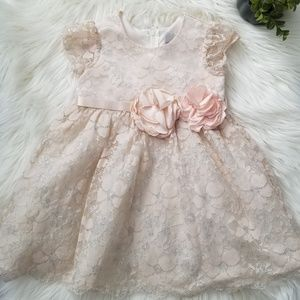 Dress for baby girl. Rare editions brand from macy